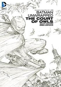 [Batman: Unwrapped: The Court Of Owls (Hardcover) (Product Image)]
