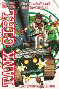 [Tank Girl: Full Colour Classics: 1994-1995 (Cover A Hewlett) (Product Image)]