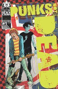 [Punks Not Dead: London Calling #1 (Cover B Albuquerque) (Product Image)]