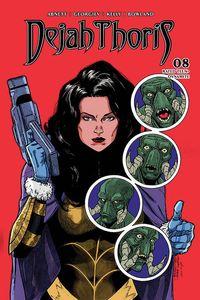 [Dejah Thoris (2019) #8 (Cover D Peeples Homage) (Product Image)]