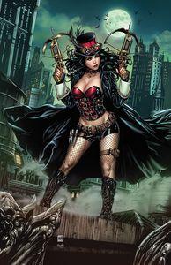 [Van Helsing: Hellfire One Shot #1 (Cover C Krome) (Product Image)]