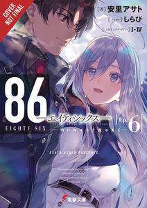 [86 Eighty Six: Volume 6 (Light Novel) (Product Image)]