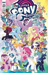 [My Little Pony: Friendship Is Magic #88 (Cover A Fleecs) (Product Image)]