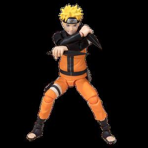 [Naruto: Shippuden: S.H. Figuarts Action Figure: Best Selection: Naruto Uzumaki (Product Image)]