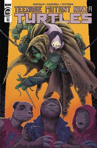 [Teenage Mutant Ninja Turtles: Ongoing #105 (Villalobos Variant) (Product Image)]