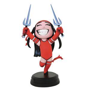 [Marvel: Animated: Statue: Elektra (Product Image)]