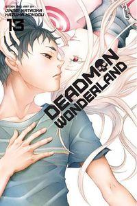 [Deadman Wonderland: Volume 13 (Product Image)]