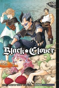[Black Clover: Volume 7 (Product Image)]