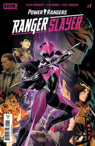 [Power Rangers: Ranger Slayer #1 (Cover A Main) (Product Image)]
