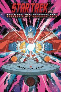 [Star Trek Vs Transformers (Product Image)]