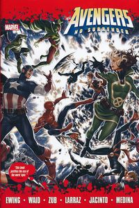 [Avengers: No Surrender (Hardcover) (Product Image)]