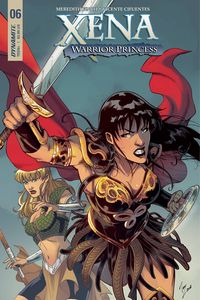 [Xena #6 (Cover B Cifuentes) (Product Image)]