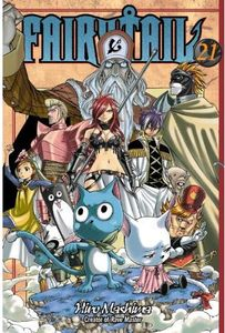 [Fairy Tail: Volume 21 (Product Image)]