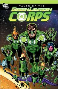 [Tales Of The Green Lantern Corps: Volume 2 (Titan Edition) (Product Image)]