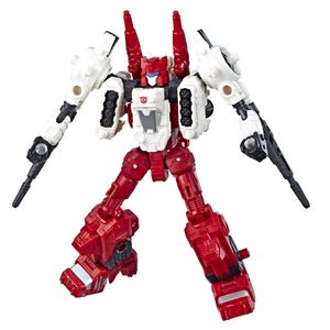 [Transformers Generations: War For Cybertron: Action Figure: Six Gun (Product Image)]