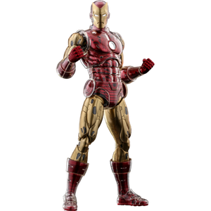 [Marvel: Hot Toys Action Figure: Iron Man (The Comics Masterpiece Collection) (Product Image)]