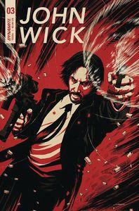 [John Wick #3 (Cover B Garriga) (Product Image)]