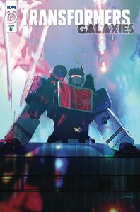[Transformers: Galaxies #12 (Ramondelli Variant) (Product Image)]
