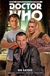 [Doctor Who: Ninth Doctor: Volume 4: Sin Eaters (Product Image)]