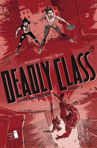 [Deadly Class #33 (Cover A Craig) (Product Image)]