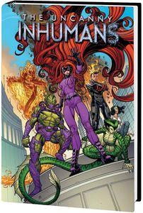 [Uncanny Inhumans: Volume 1 (Hardcover) (Product Image)]