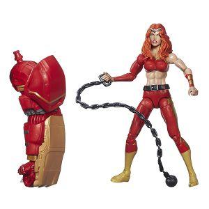 [Marvel: Avengers: Infinite Legends Wave 3 Action Figures: Thundra (Product Image)]