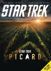 [Star Trek Magazine #73 (PX Edition) (Product Image)]