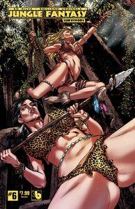 [Jungle Fantasy: Survivors #6 (Beauties) (Product Image)]