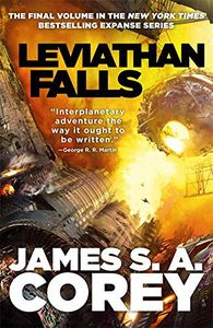 [The Expanse: Book 9: Leviathan Falls (Hardcover) (Product Image)]