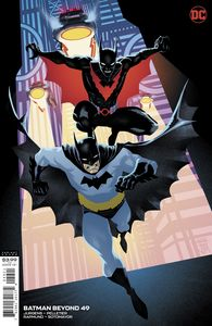 [Batman Beyond #49 (Francis Manpul Variant) (Product Image)]