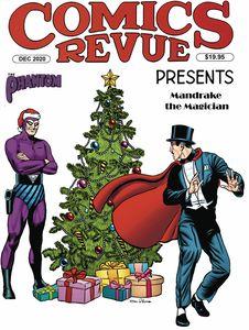 [Comics Revue Presents: December 2020 (Product Image)]
