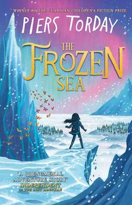 [The Frozen Sea (Hardcover) (Product Image)]