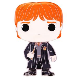 [Harry Potter: Loungefly Large Enamel Pop! Pin: Ron Weasley (Product Image)]