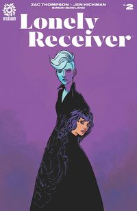 [The cover for Lonely Receiver #2 (Cover A Hickman)]