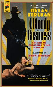 [A Bloody Business (Hardcover) (Product Image)]