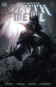 [Dark Nights: Death Metal #2 (Of 6) (Forbidden Planet Exclusive Mattina Variant) (Product Image)]