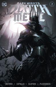 [Dark Nights: Death Metal #2 (Of 6) (Forbidden Planet Exclusive Mattina Variant) (Product Image)]