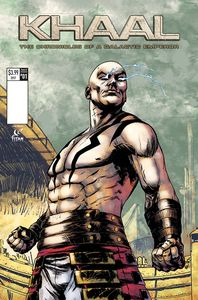 [Khaal #1 (Cover D Gorham) (Product Image)]