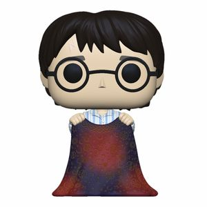 [Harry Potter: Pop! Vinyl Figure: Harry With Invisibility Cloak (Product Image)]