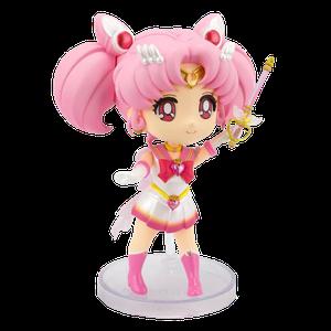 [Sailor Moon: Eternal Figuarts Mini Action: Super Sailor Chibi Moon (Product Image)]