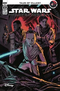 [Star Wars Adventures (2020) #2 (Cover A Francavilla) (Product Image)]