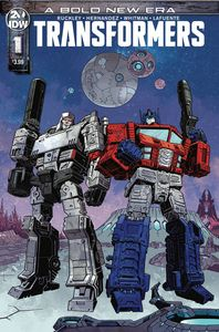 [Transformers #1 (Cover A Rodriguez) (Product Image)]