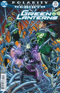 [Green Lanterns #20 (Product Image)]