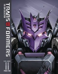 [Transformers: IDW Collection: Phase 2: Volume 11 (Hardcover) (Product Image)]