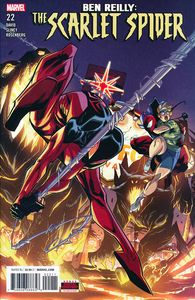 [Ben Reilly: Scarlet Spider #22 (Product Image)]