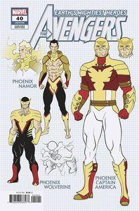 [Avengers #40 (Garron Design Variant) (Product Image)]