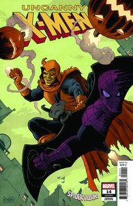 [Uncanny X-Men #14 (Rivera Spider-Man Villains Variant) (Product Image)]