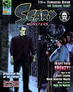 [Scary Monsters Magazine #119 (Product Image)]