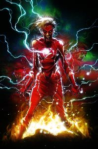 [Future State: The Flash #1 (Karre Andrews Card Stock Variant) (Product Image)]