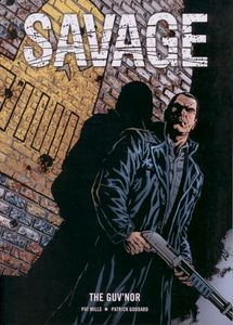[2000AD: Savage: Volume 2: The Gu'vnor (Product Image)]